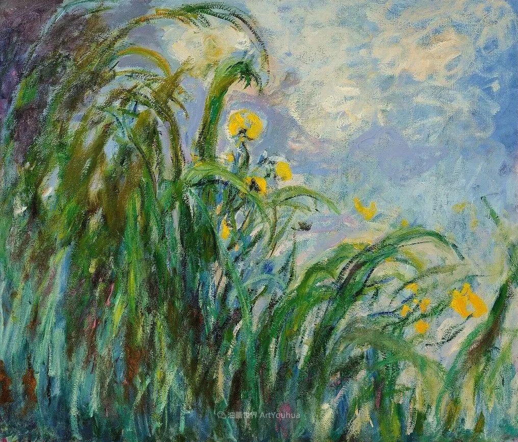 阳光四溢的色彩大师   以莫奈的花园祝你牛年欣欣向荣插图17
