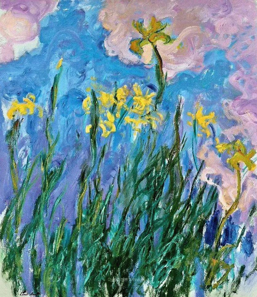 阳光四溢的色彩大师   以莫奈的花园祝你牛年欣欣向荣插图19
