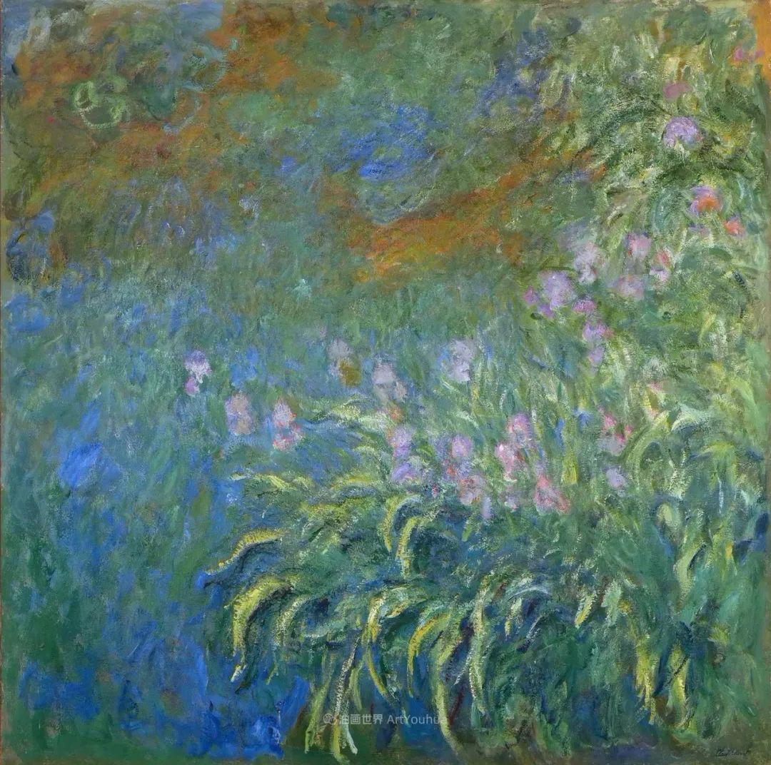 阳光四溢的色彩大师   以莫奈的花园祝你牛年欣欣向荣插图23