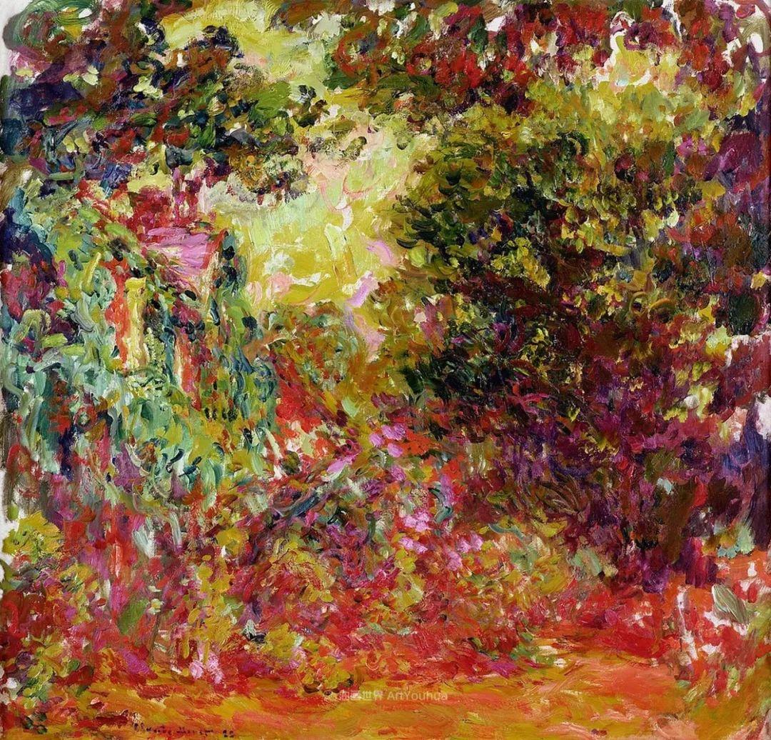 阳光四溢的色彩大师   以莫奈的花园祝你牛年欣欣向荣插图25