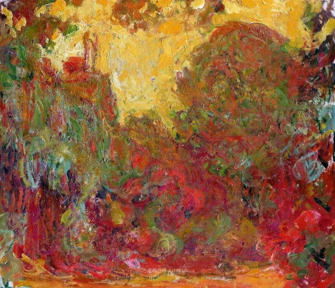 阳光四溢的色彩大师   以莫奈的花园祝你牛年欣欣向荣插图27
