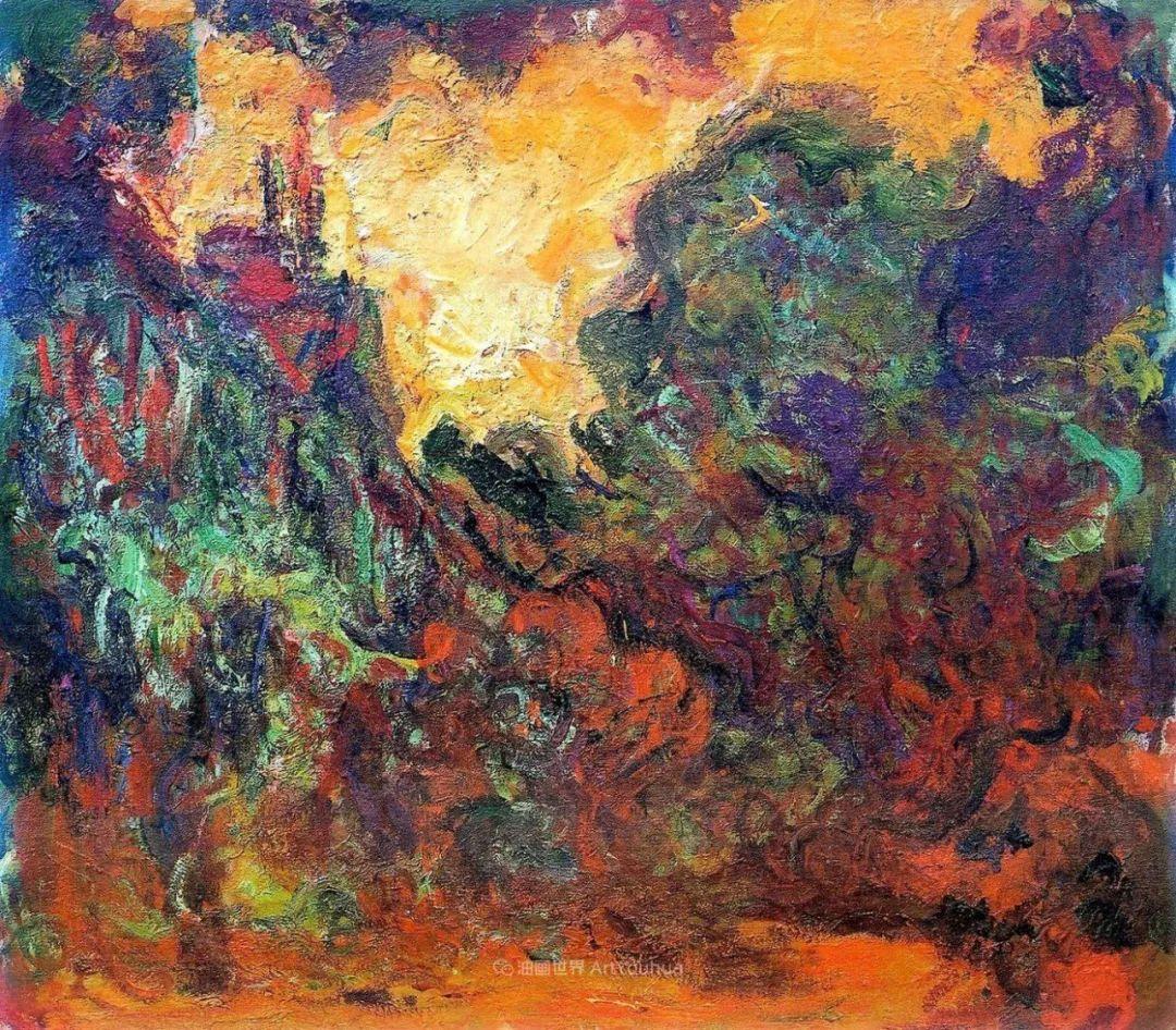 阳光四溢的色彩大师   以莫奈的花园祝你牛年欣欣向荣插图29