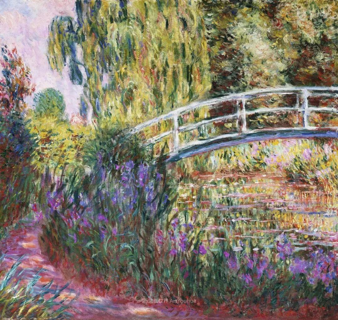 阳光四溢的色彩大师   以莫奈的花园祝你牛年欣欣向荣插图41