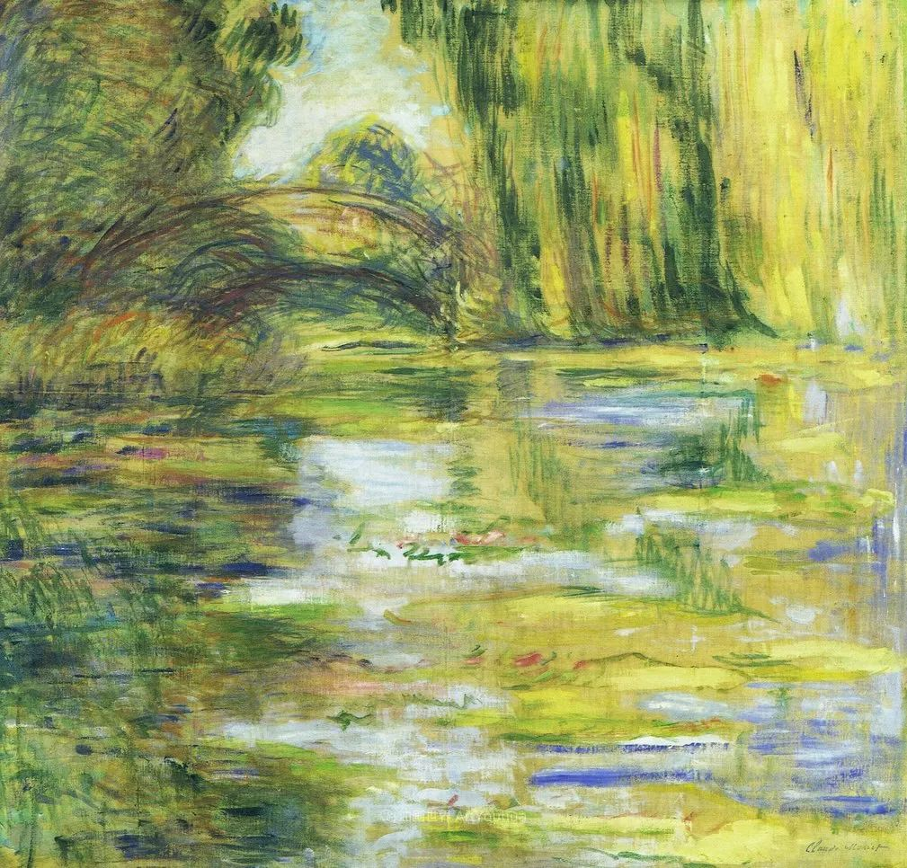 阳光四溢的色彩大师   以莫奈的花园祝你牛年欣欣向荣插图43