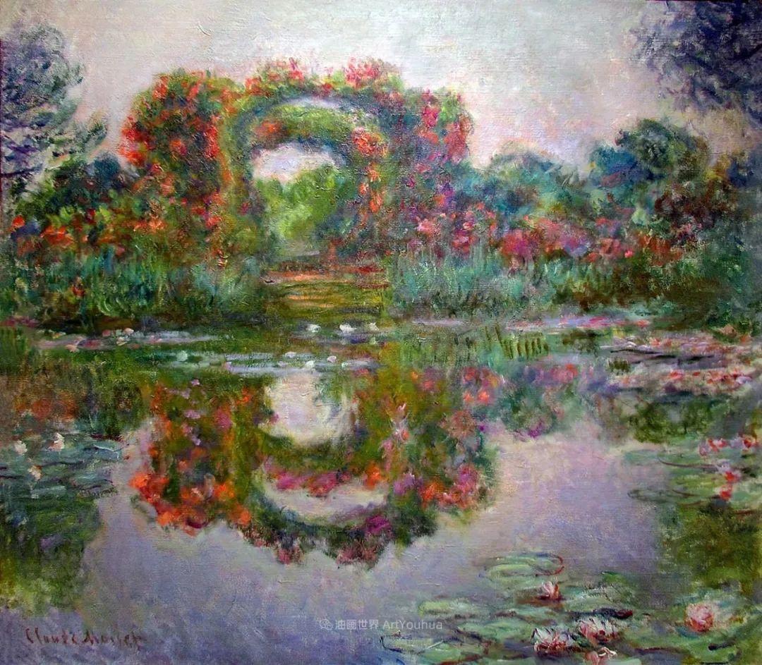阳光四溢的色彩大师   以莫奈的花园祝你牛年欣欣向荣插图47