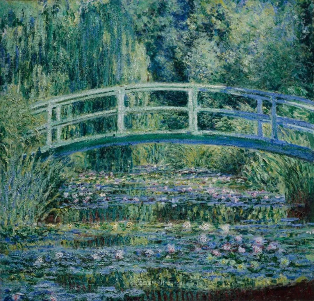 阳光四溢的色彩大师   以莫奈的花园祝你牛年欣欣向荣插图49
