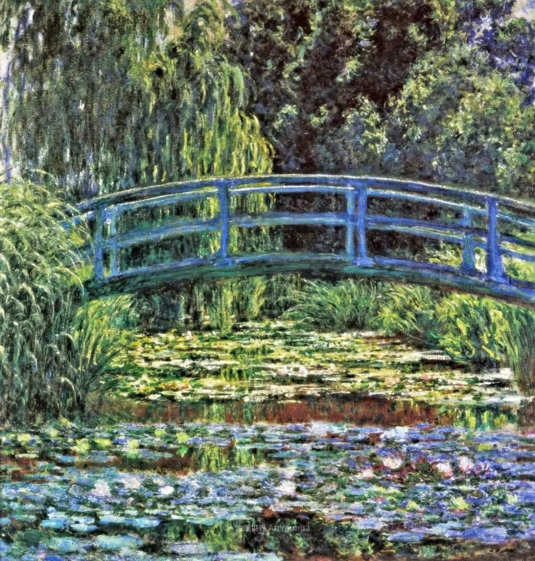 阳光四溢的色彩大师   以莫奈的花园祝你牛年欣欣向荣插图51