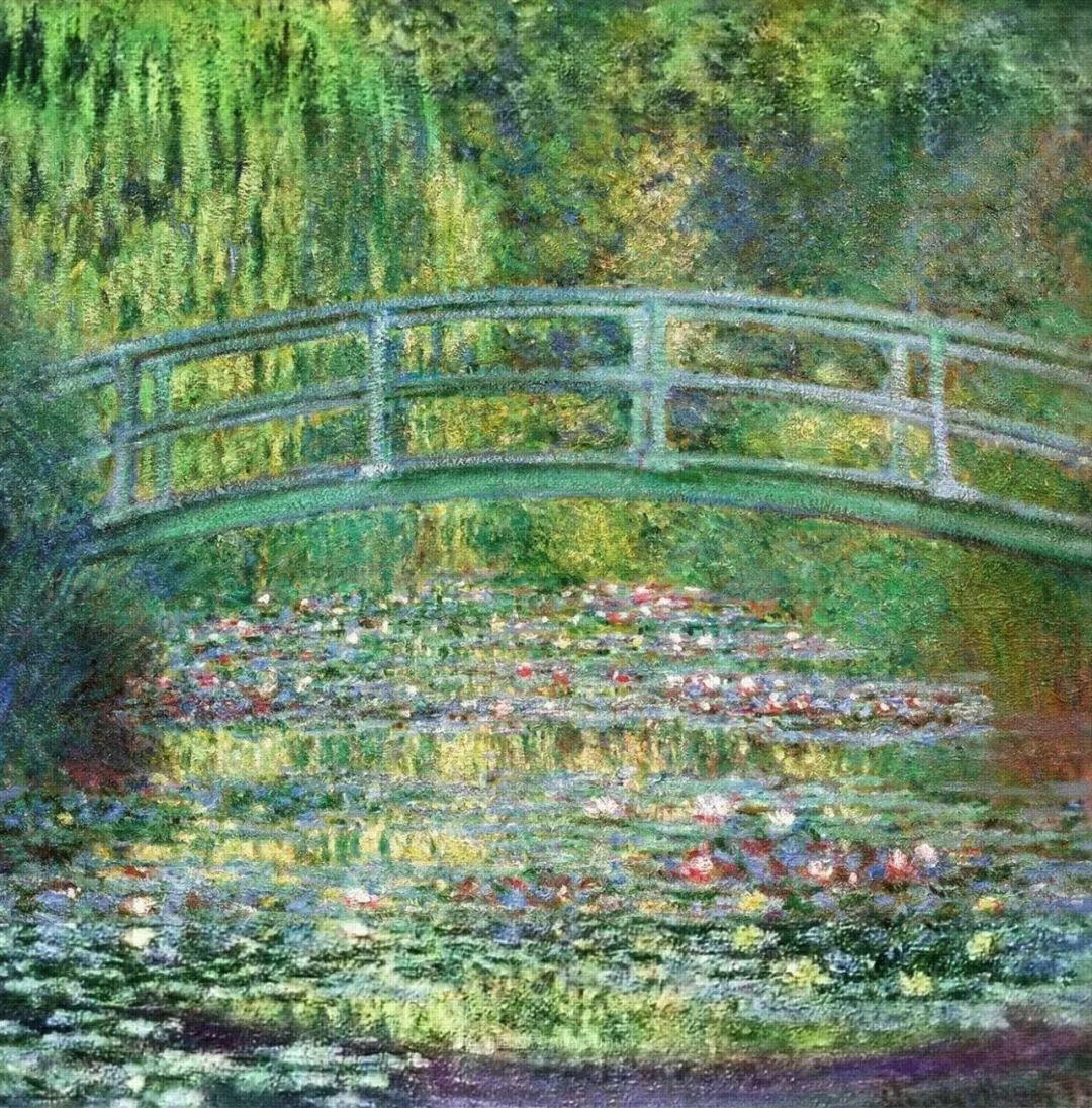 阳光四溢的色彩大师   以莫奈的花园祝你牛年欣欣向荣插图53