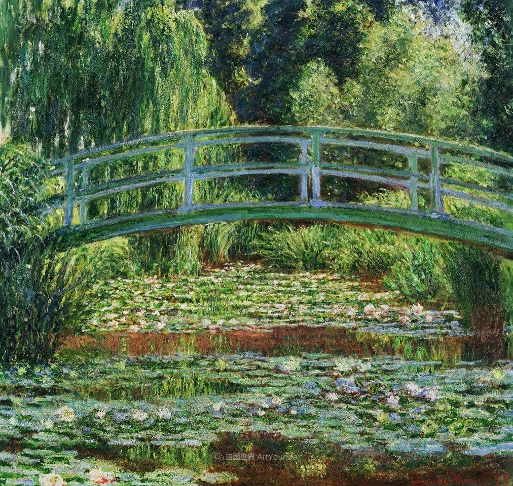 阳光四溢的色彩大师   以莫奈的花园祝你牛年欣欣向荣插图55