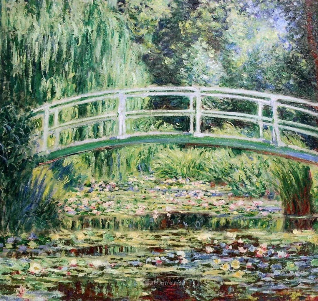阳光四溢的色彩大师   以莫奈的花园祝你牛年欣欣向荣插图57