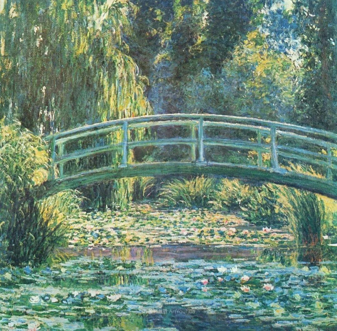 阳光四溢的色彩大师   以莫奈的花园祝你牛年欣欣向荣插图59