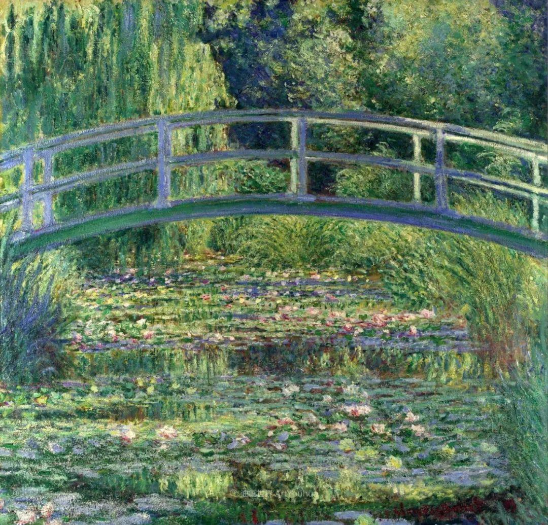 阳光四溢的色彩大师   以莫奈的花园祝你牛年欣欣向荣插图61