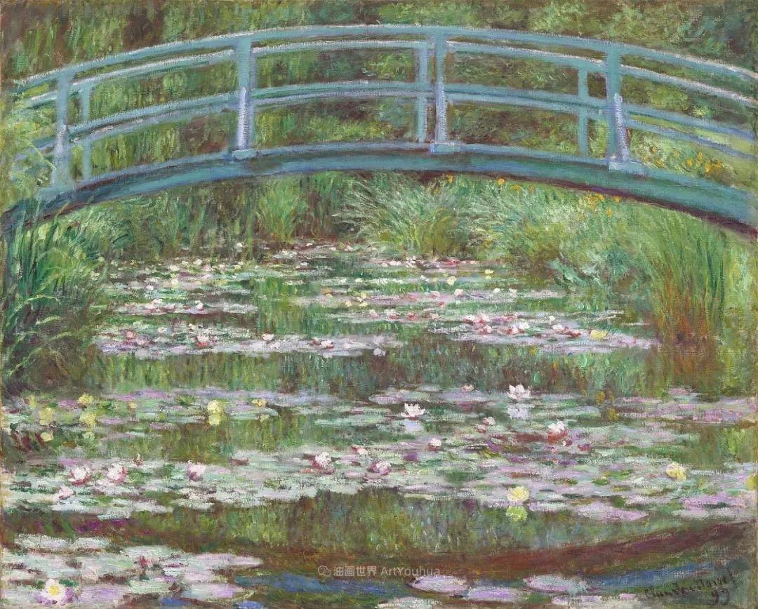 阳光四溢的色彩大师   以莫奈的花园祝你牛年欣欣向荣插图63