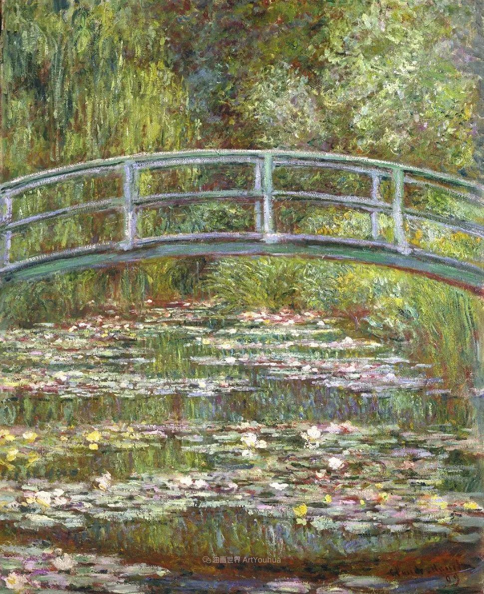 阳光四溢的色彩大师   以莫奈的花园祝你牛年欣欣向荣插图65
