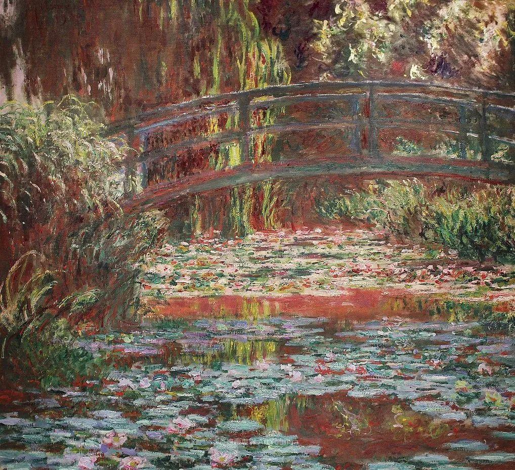 阳光四溢的色彩大师   以莫奈的花园祝你牛年欣欣向荣插图69