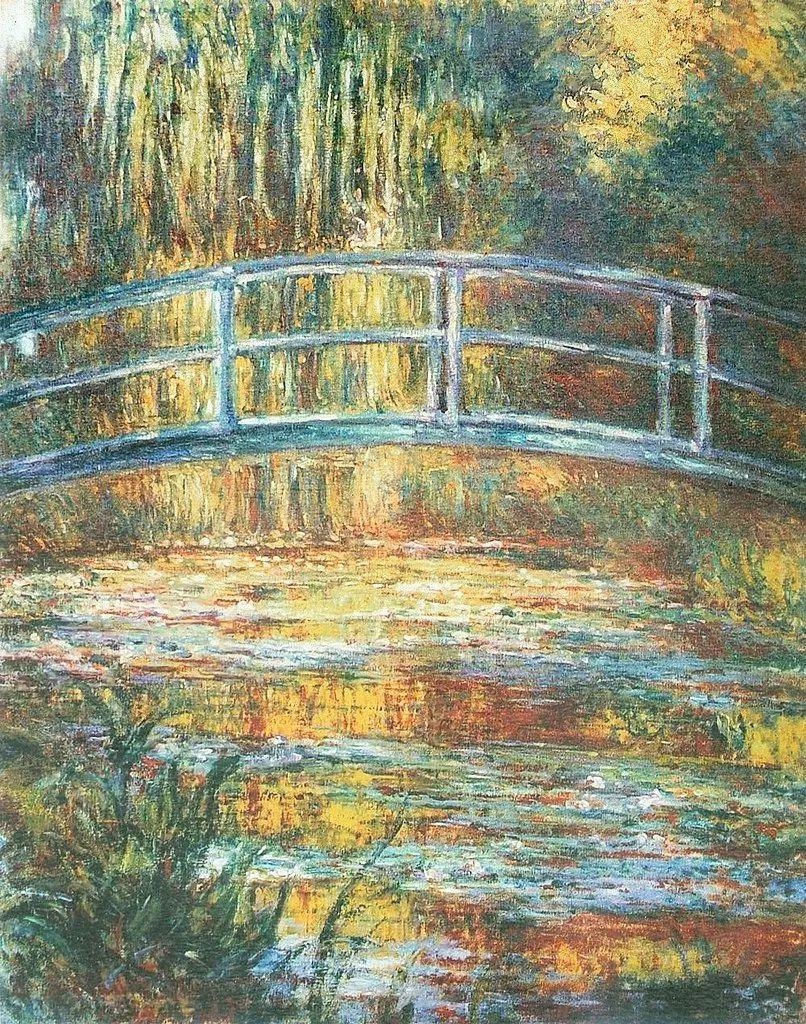 阳光四溢的色彩大师   以莫奈的花园祝你牛年欣欣向荣插图71