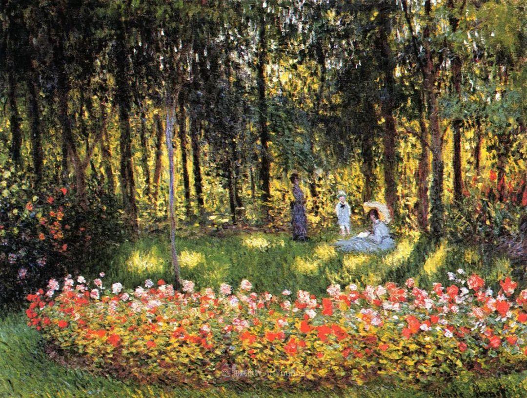 阳光四溢的色彩大师   以莫奈的花园祝你牛年欣欣向荣插图73