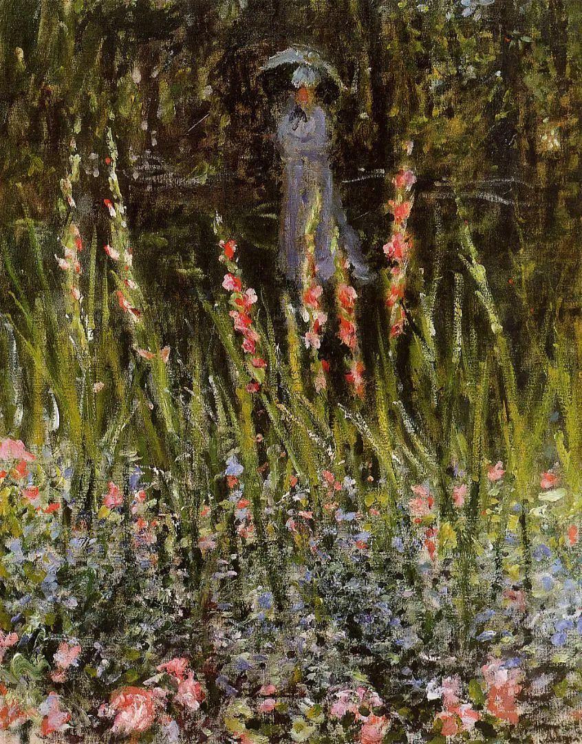阳光四溢的色彩大师   以莫奈的花园祝你牛年欣欣向荣插图75