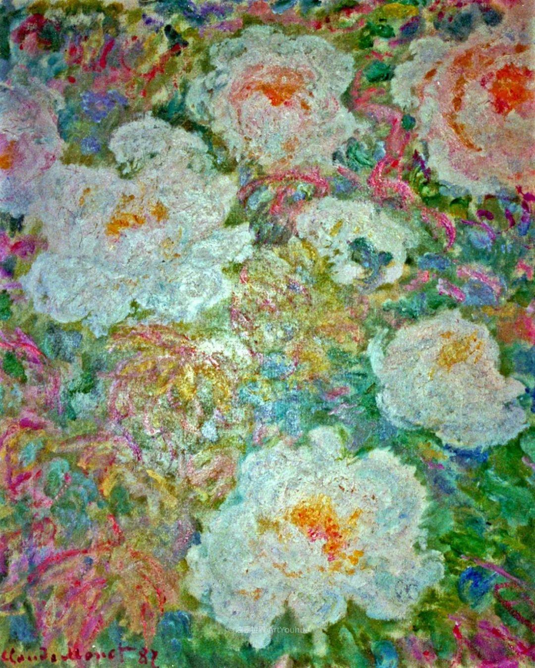 阳光四溢的色彩大师   以莫奈的花园祝你牛年欣欣向荣插图77