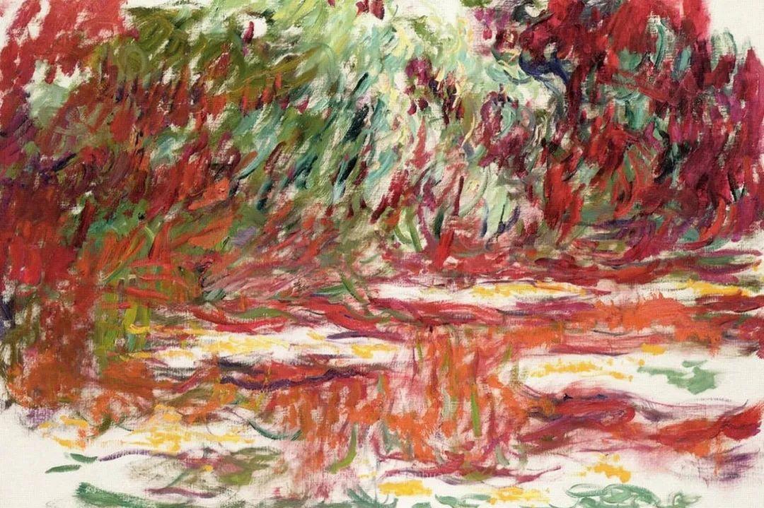 阳光四溢的色彩大师   以莫奈的花园祝你牛年欣欣向荣插图79