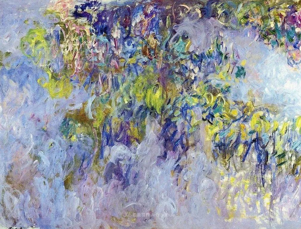 阳光四溢的色彩大师   以莫奈的花园祝你牛年欣欣向荣插图83