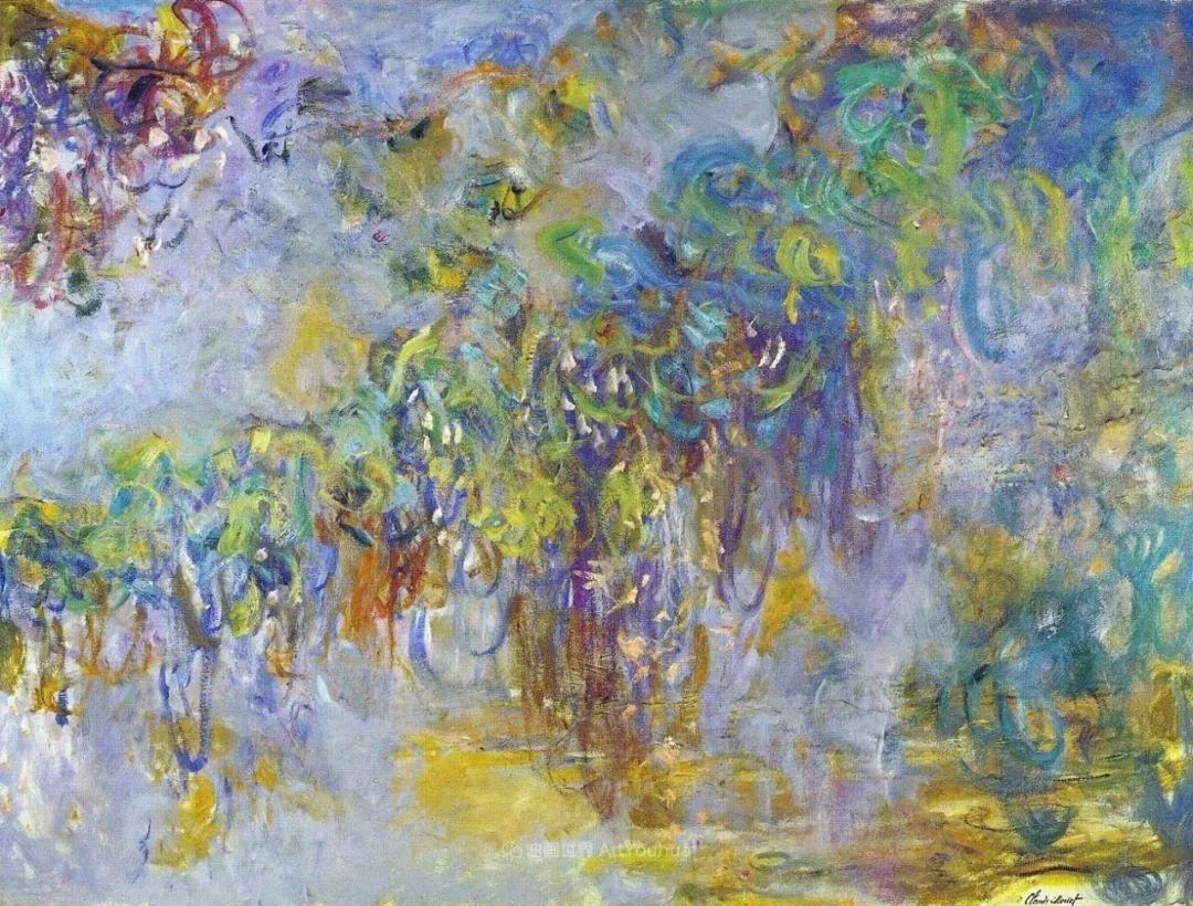 阳光四溢的色彩大师   以莫奈的花园祝你牛年欣欣向荣插图85