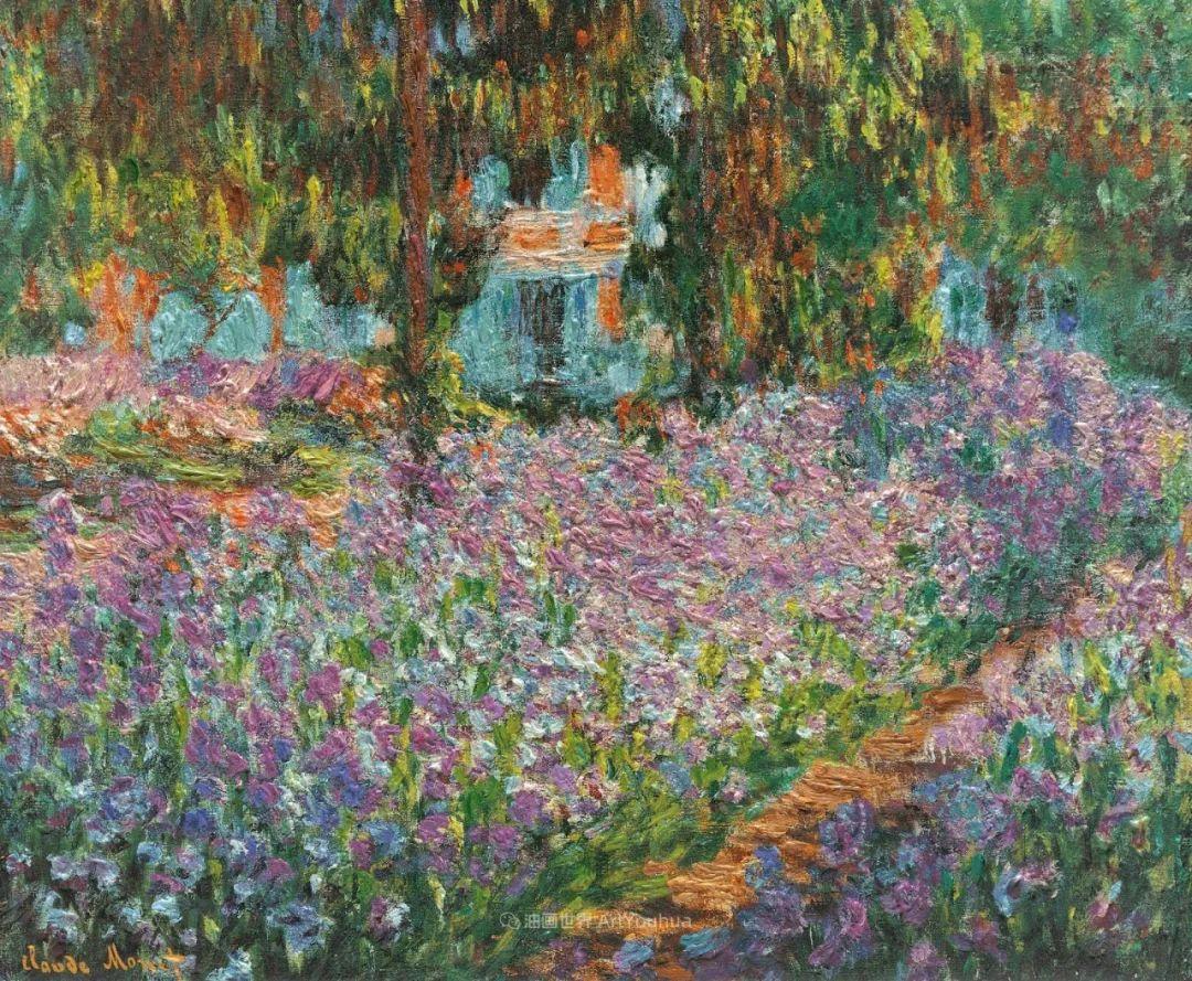 阳光四溢的色彩大师   以莫奈的花园祝你牛年欣欣向荣插图91