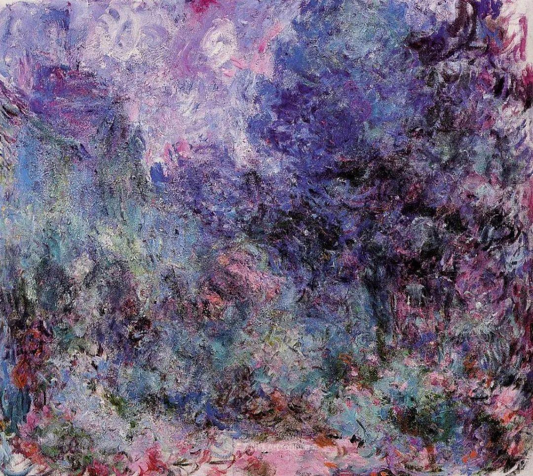 阳光四溢的色彩大师   以莫奈的花园祝你牛年欣欣向荣插图93