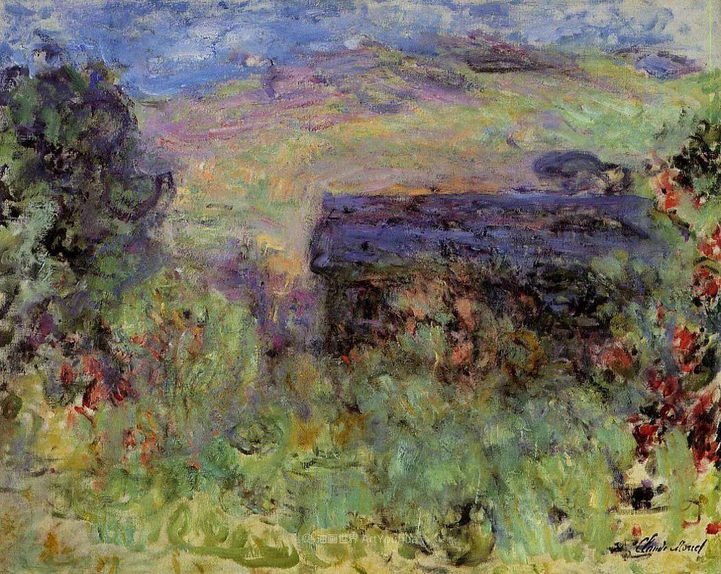 阳光四溢的色彩大师   以莫奈的花园祝你牛年欣欣向荣插图95