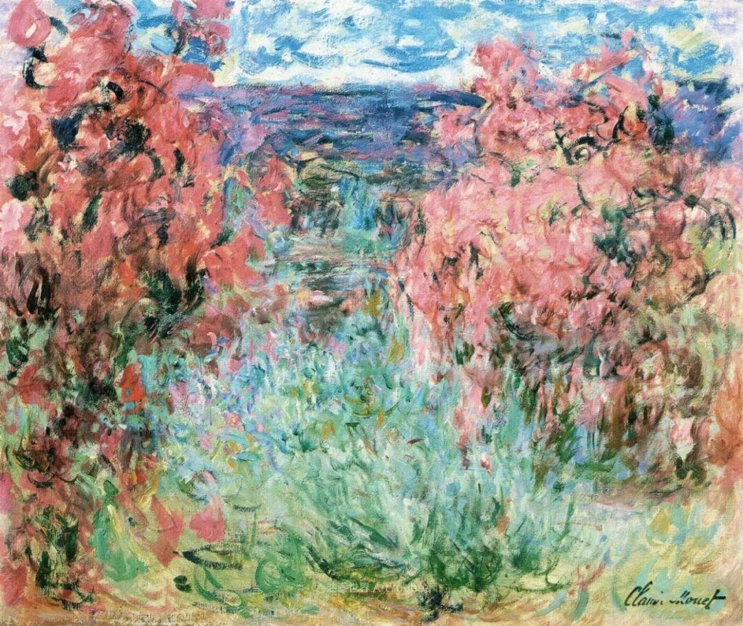 阳光四溢的色彩大师   以莫奈的花园祝你牛年欣欣向荣插图97