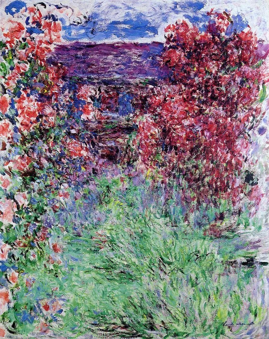 阳光四溢的色彩大师   以莫奈的花园祝你牛年欣欣向荣插图105