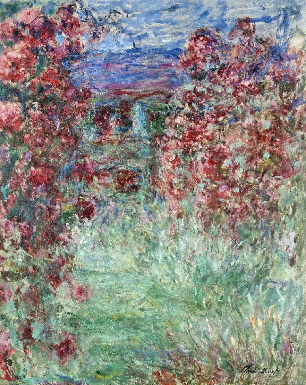 阳光四溢的色彩大师   以莫奈的花园祝你牛年欣欣向荣插图107