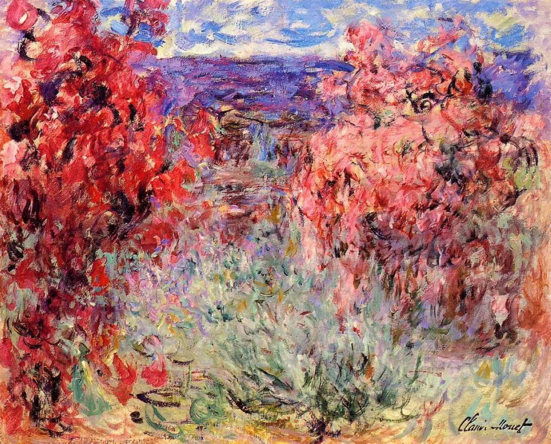 阳光四溢的色彩大师   以莫奈的花园祝你牛年欣欣向荣插图111