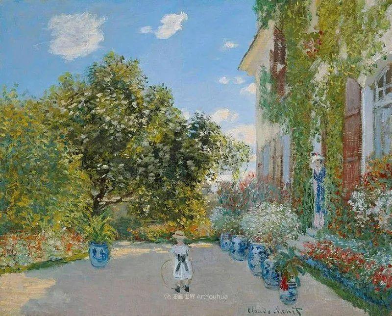 阳光四溢的色彩大师   以莫奈的花园祝你牛年欣欣向荣插图113