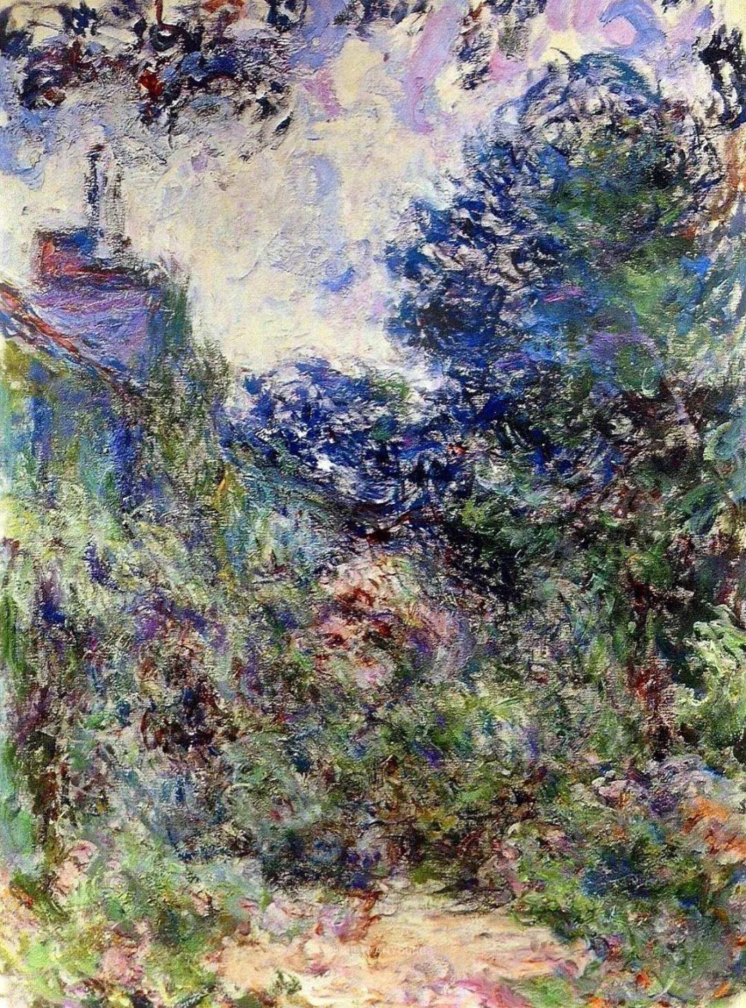 阳光四溢的色彩大师   以莫奈的花园祝你牛年欣欣向荣插图119