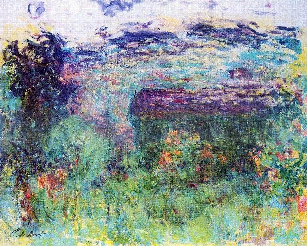 阳光四溢的色彩大师   以莫奈的花园祝你牛年欣欣向荣插图121