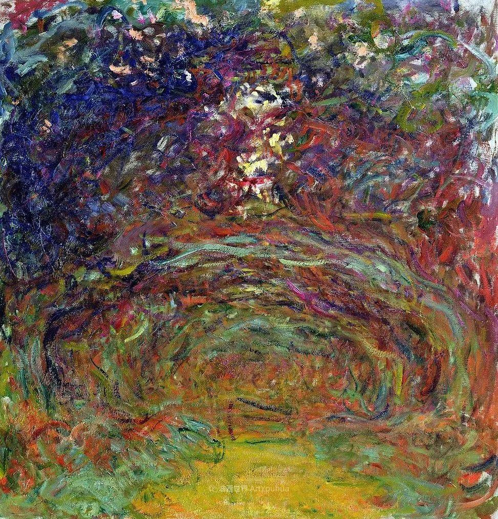 阳光四溢的色彩大师   以莫奈的花园祝你牛年欣欣向荣插图125