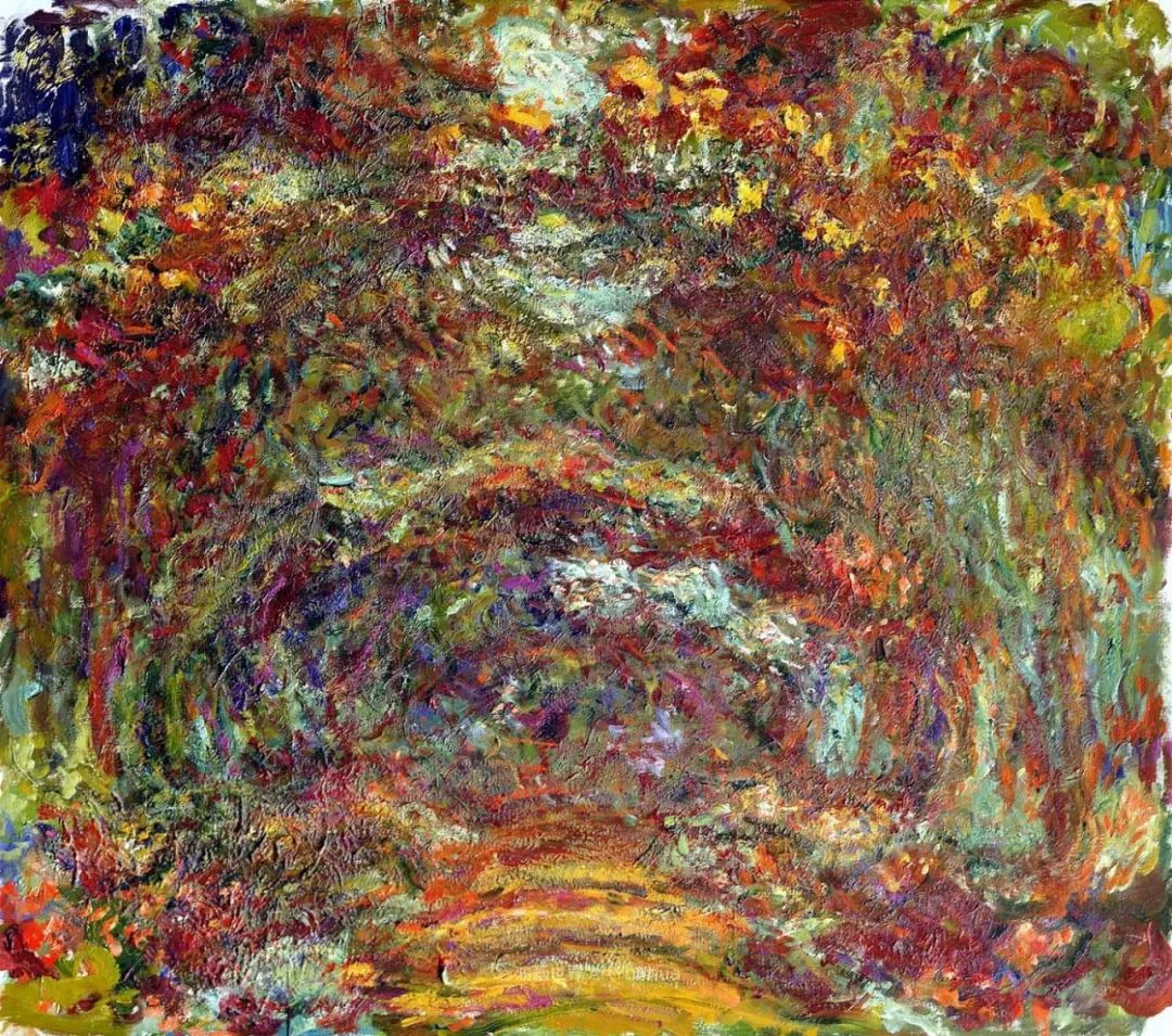 阳光四溢的色彩大师   以莫奈的花园祝你牛年欣欣向荣插图127