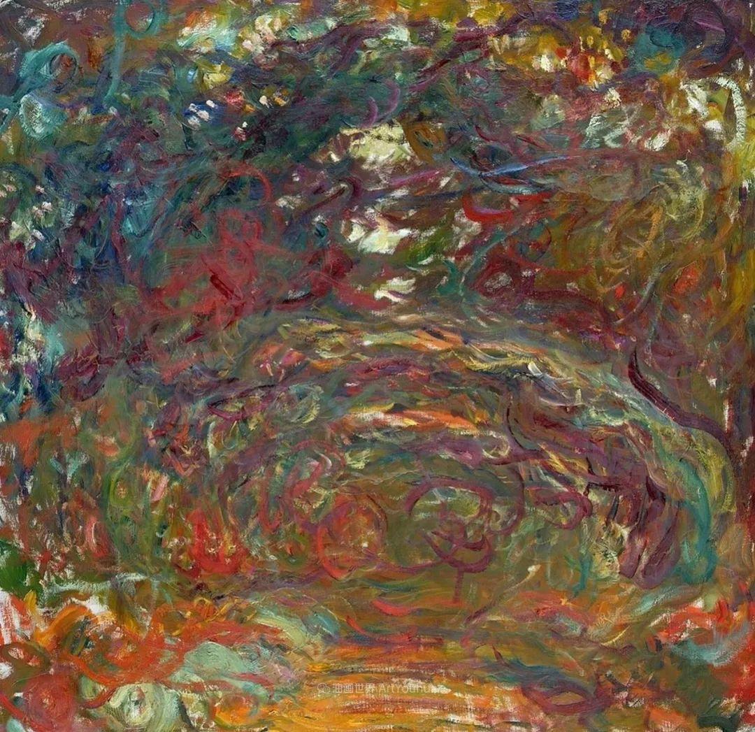 阳光四溢的色彩大师   以莫奈的花园祝你牛年欣欣向荣插图129