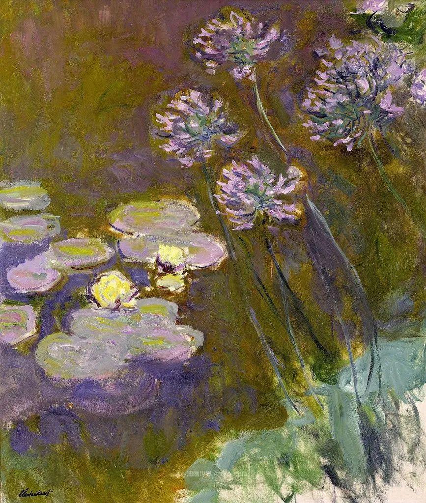 阳光四溢的色彩大师   以莫奈的花园祝你牛年欣欣向荣插图145