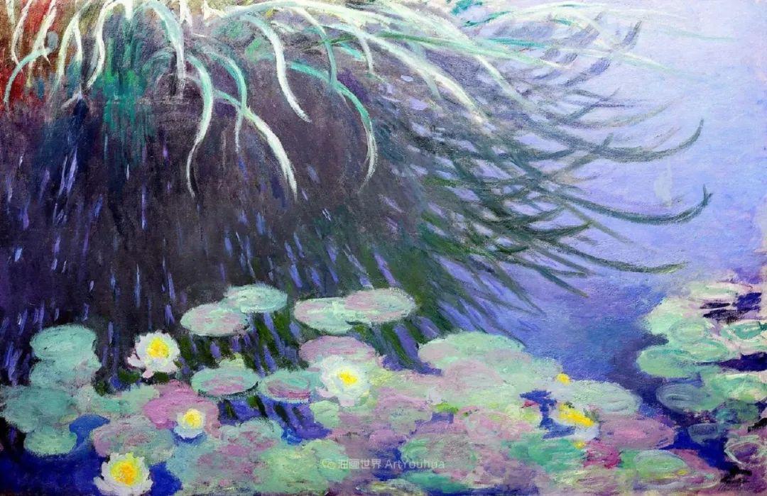 阳光四溢的色彩大师   以莫奈的花园祝你牛年欣欣向荣插图151