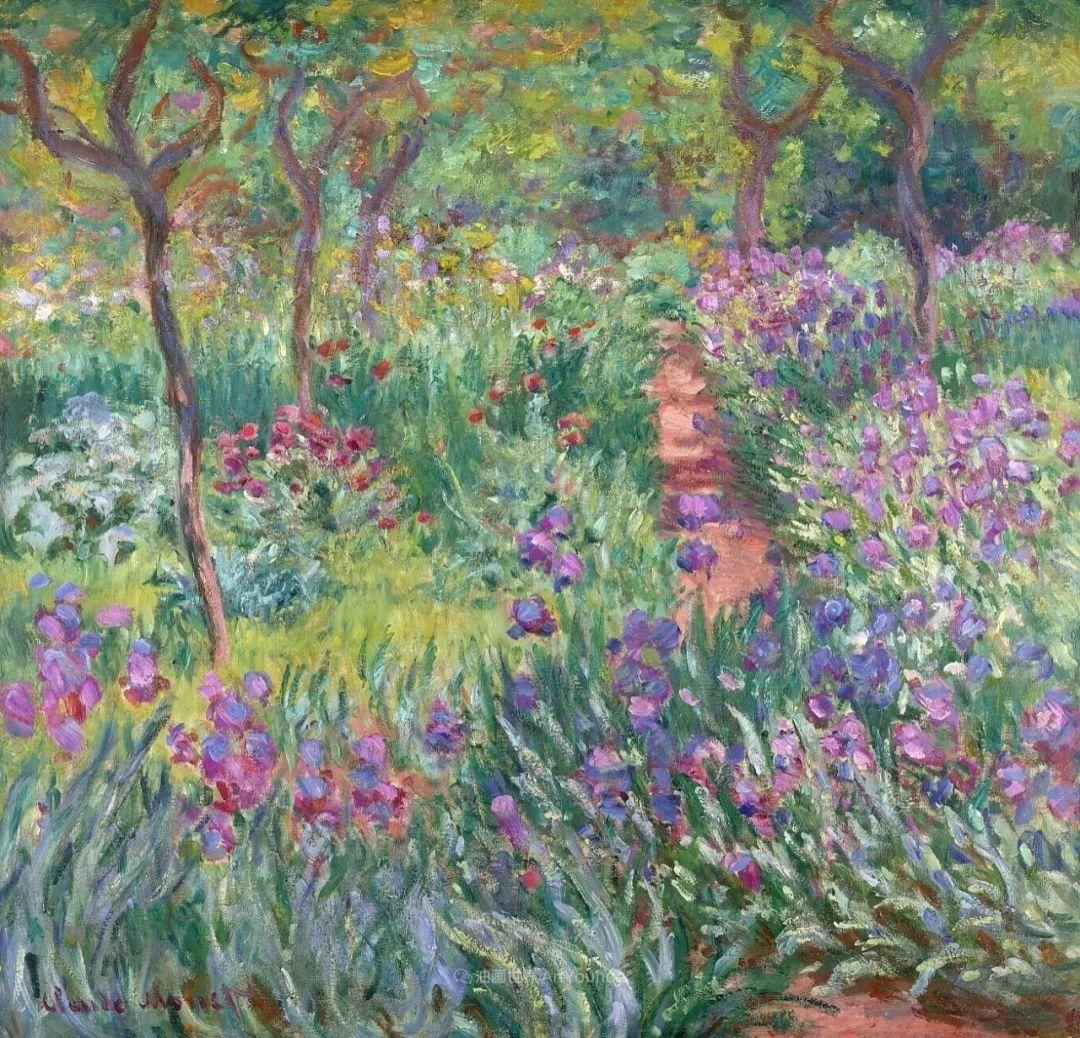 阳光四溢的色彩大师   以莫奈的花园祝你牛年欣欣向荣插图163