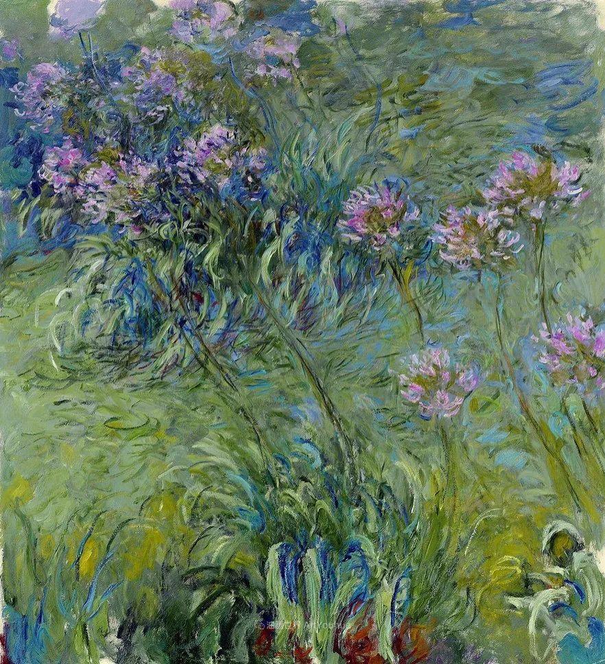 阳光四溢的色彩大师   以莫奈的花园祝你牛年欣欣向荣插图165