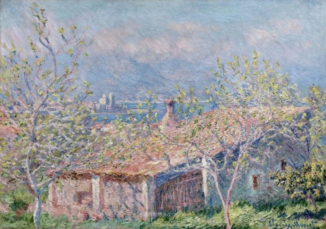 阳光四溢的色彩大师   以莫奈的花园祝你牛年欣欣向荣插图169