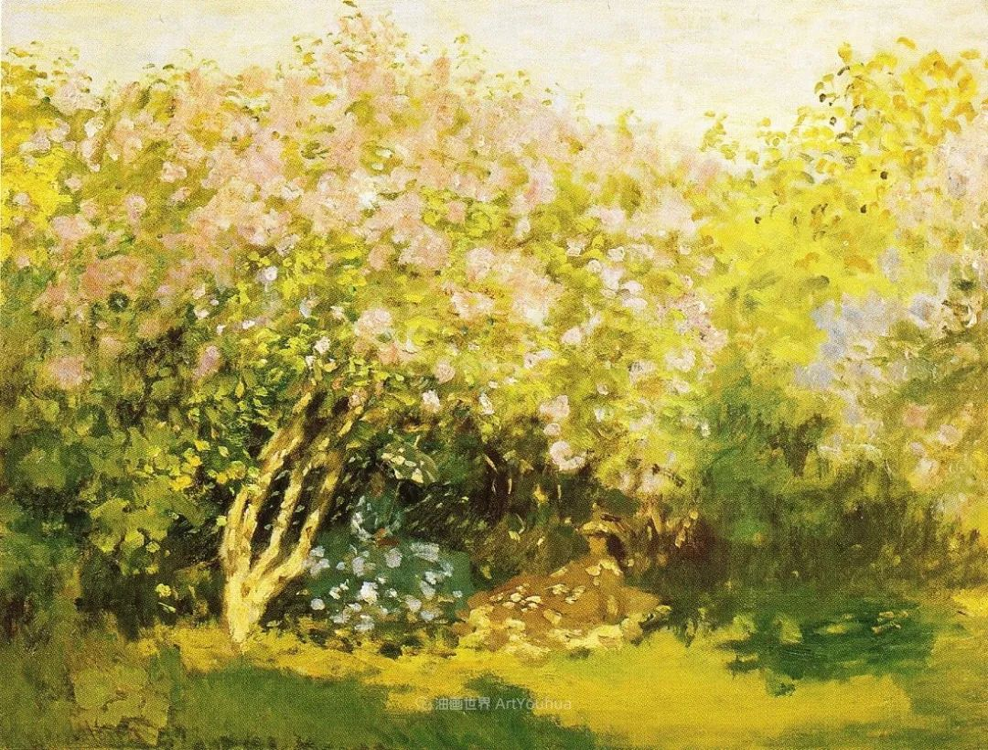 阳光四溢的色彩大师   以莫奈的花园祝你牛年欣欣向荣插图171