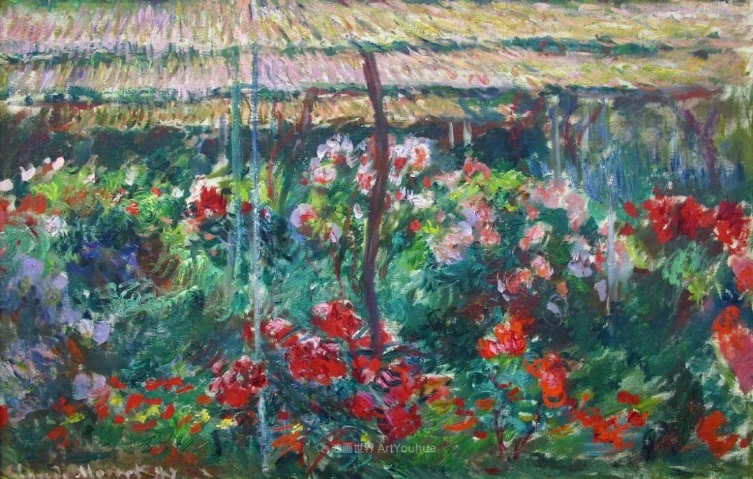 阳光四溢的色彩大师   以莫奈的花园祝你牛年欣欣向荣插图179