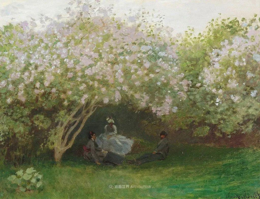 阳光四溢的色彩大师   以莫奈的花园祝你牛年欣欣向荣插图181