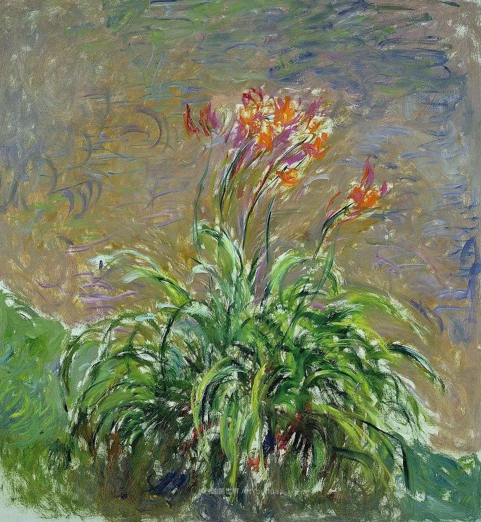 阳光四溢的色彩大师   以莫奈的花园祝你牛年欣欣向荣插图183