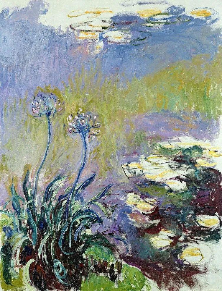 阳光四溢的色彩大师   以莫奈的花园祝你牛年欣欣向荣插图187