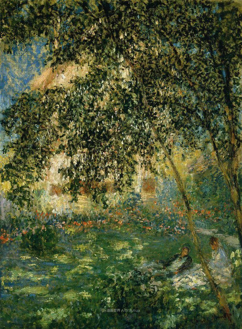 阳光四溢的色彩大师   以莫奈的花园祝你牛年欣欣向荣插图189